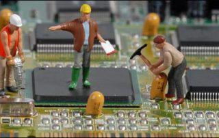 Naprawa płyt głównych Acer