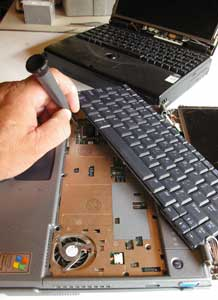 Wymiana Klawiatury Laptopa Acer